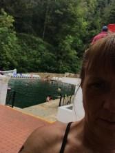 volcan hot springs