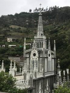 las lajas steeples