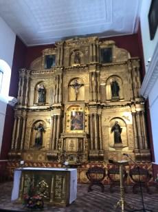 monastary altar