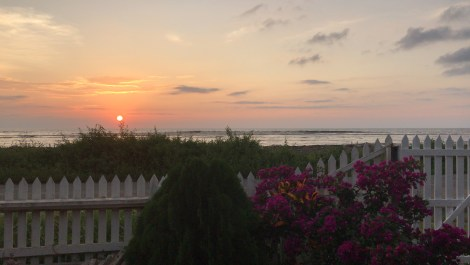 beach driveway sunset.JPG