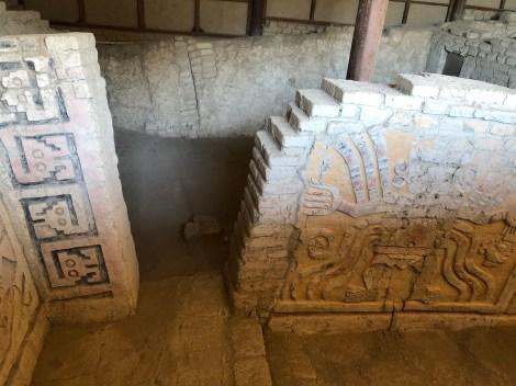 elbrujo ruins painted walls.JPG
