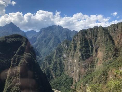city valley views