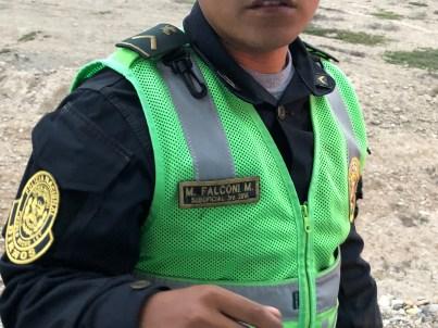 officer bribe attempt