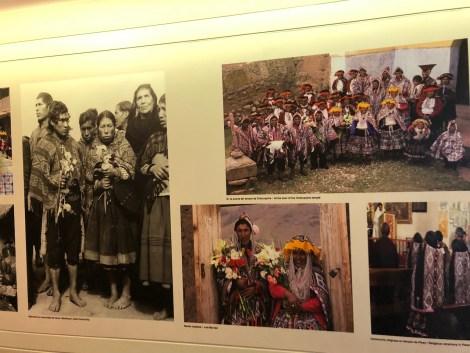 textile museum wedding photos