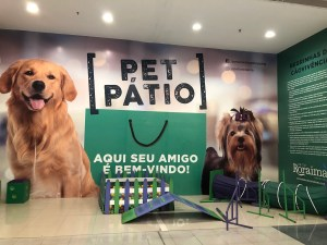 manaus mall welcomes dogs