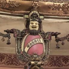 manaus opera mask