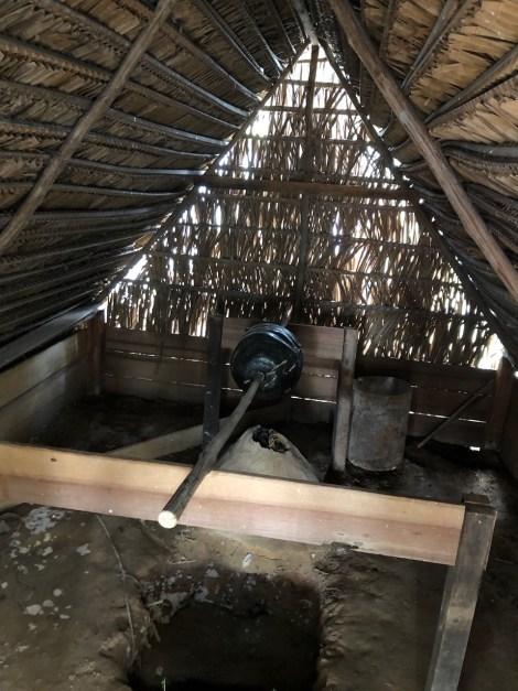 rubber vulcanization hut