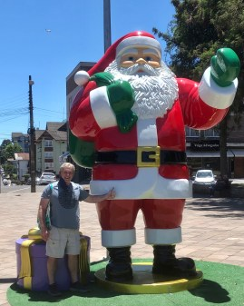 summermike and santa