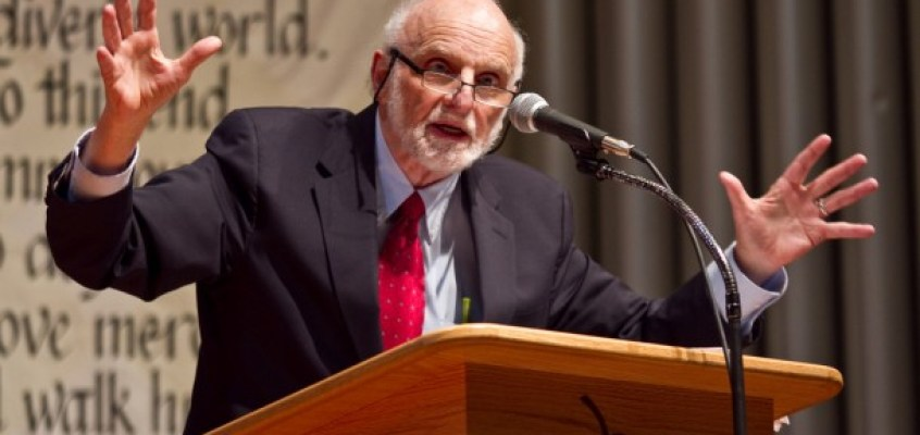 Sabbath as Resistance: An Interview with Walter Brueggemann