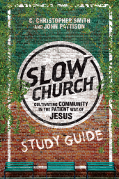 Slow Church Study Guide Cover