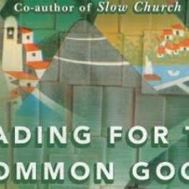 Book Giveaway – Reading For the Common Good [3 copies]