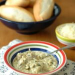 Slow Cooker Creamy Meatball and Orzo Soup