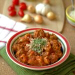 Slow Cooker Tortellini and Mini Meatballs in Creamy Tomato Sauce