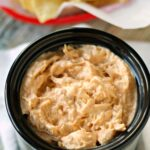 Slow Cooker Honey Sriracha Chicken Dip