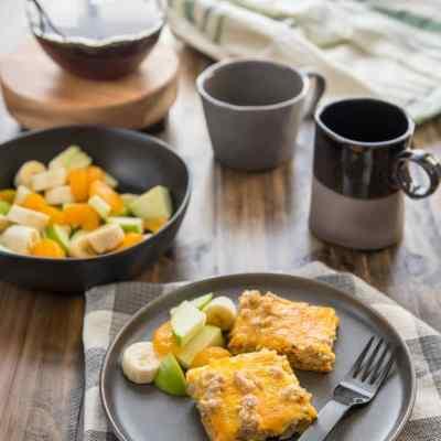 Slow Cooker Easy Breakfast Casserole