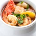 Crockpot Seafood Stew