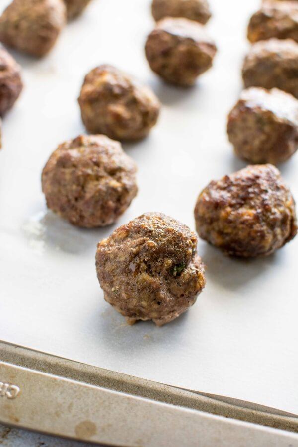 how to make real italian meatballs