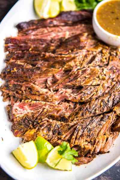 Slow Cooker Carne Asada