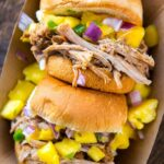 Pressure Cooker Caribbean Jerk Pulled Pork