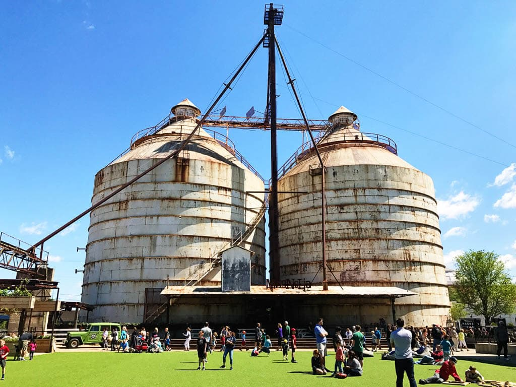 Travel to Austin Texas + Magnolia Market