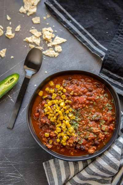 Pressure Cooker {Instant Pot} Chili