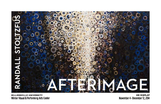 PDF of the catalog from Randall Stoltzfus' exhibit Afterimage at Millersville University
