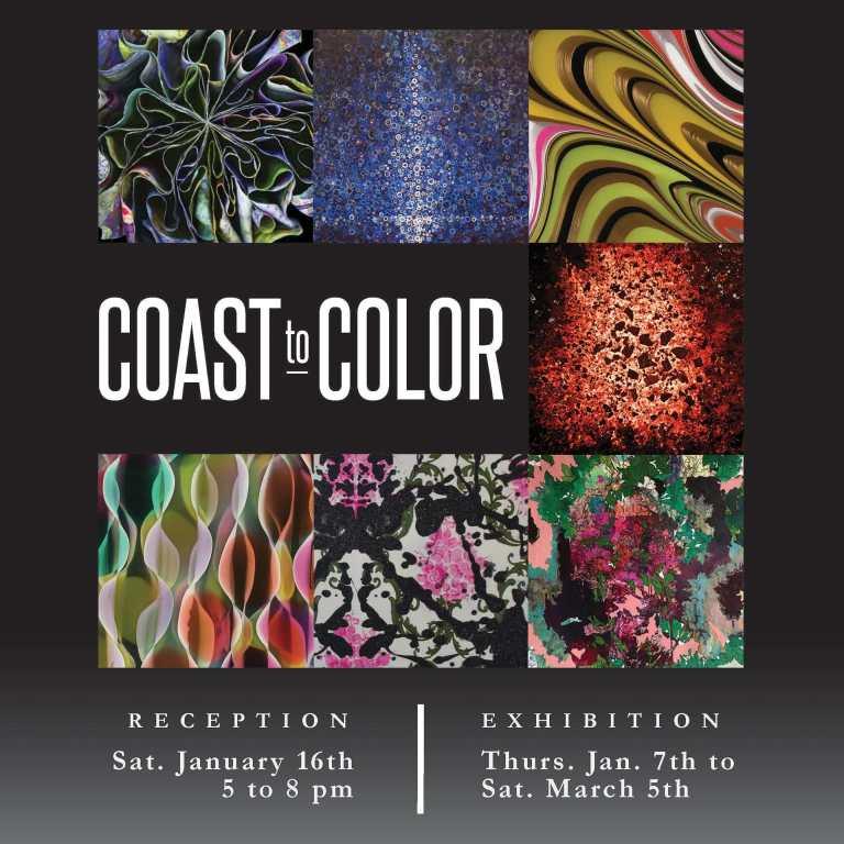 Coast To Color Announcement