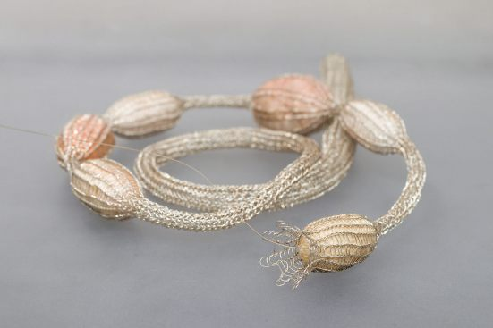 Knit Chain with Cocoon