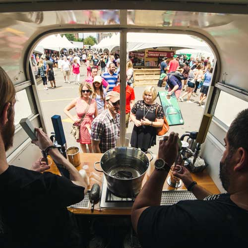 Denver Big Air Event Heiditown: A Food Festival For All! • Slow Food Nations