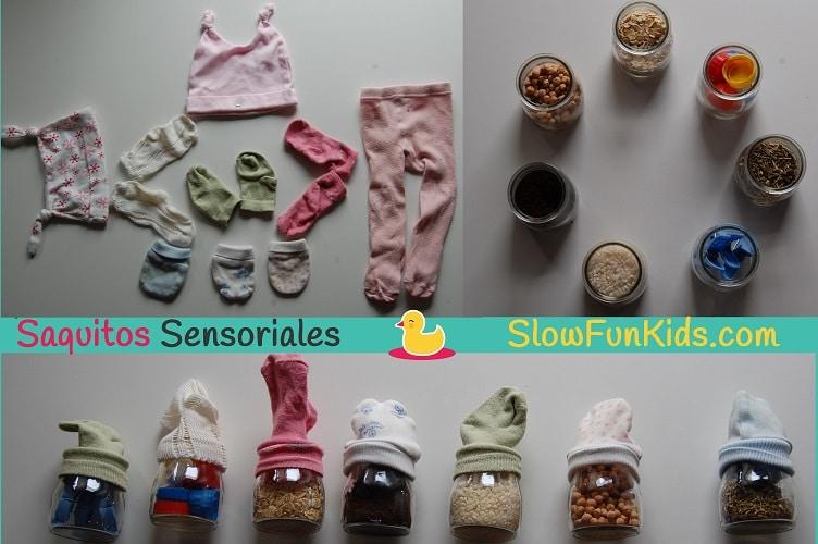 Saquitos sensoriales