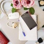 Różany wieszak na torebki – zrób to sama