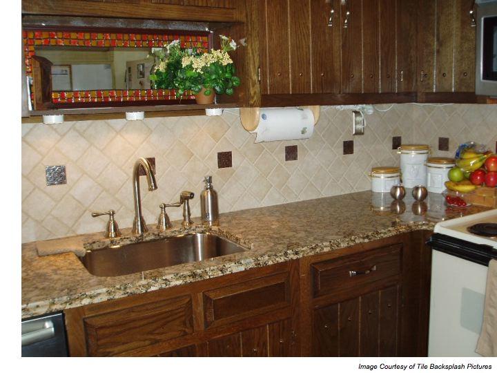 Alternatives to Tile Backsplashes in a Kitchen  Slow Home