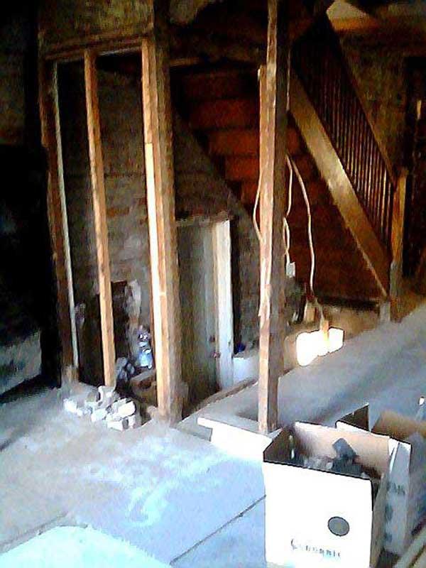 Mikes Basement Development  Part 1  Slow Home Studio