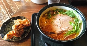 らーめん麺乃家 新味