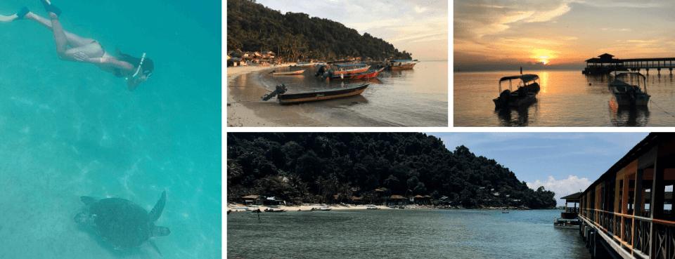 Que faire en Malaisie ? les îles perhentian
