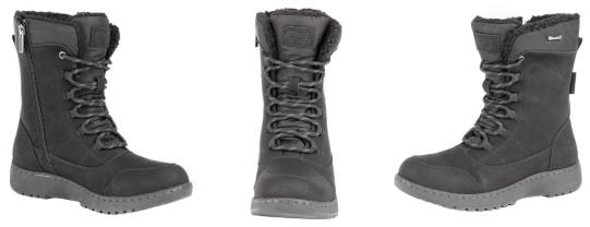 chaussures d'hiver au canada