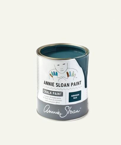 aubusson blue annie sloan
