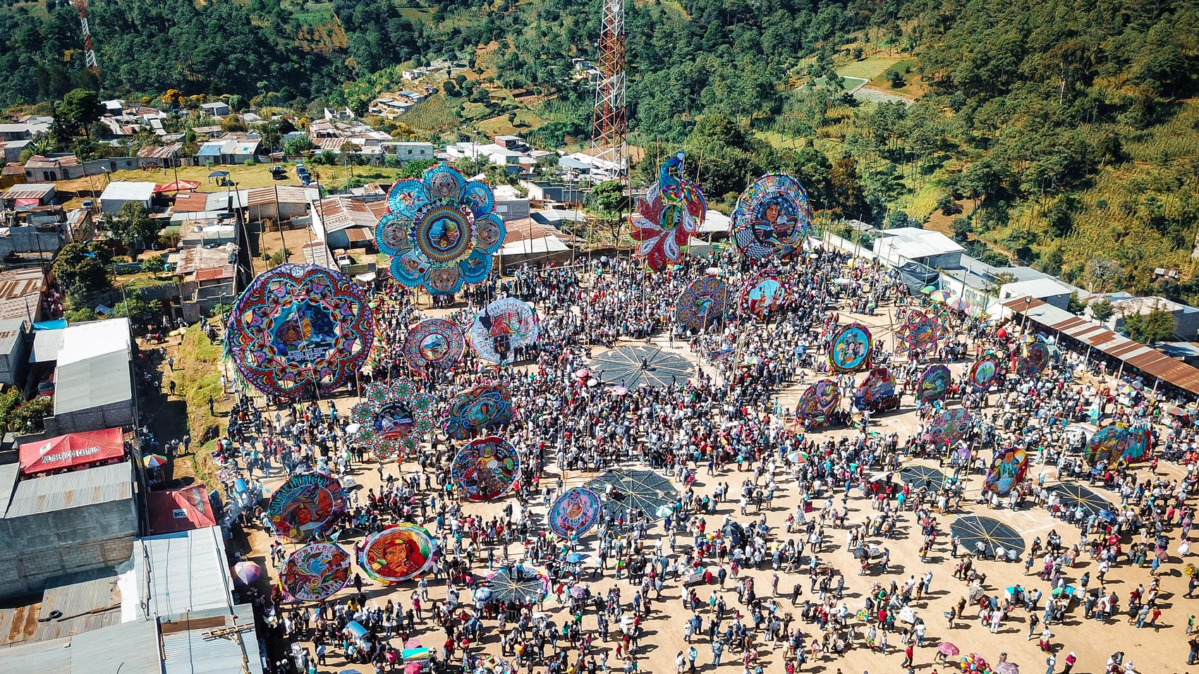 Sumpango Giant Kite Festival: How To Spend An Unconventional Day Of The Death - Slowly Anywhere