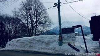 APPT ニセコ 羊蹄山