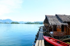 Khao Sok: Cheow Lan Lake, raft house