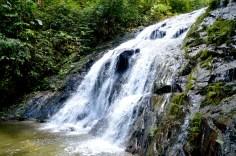 Ton Chong Fa Waterfall - 1st level