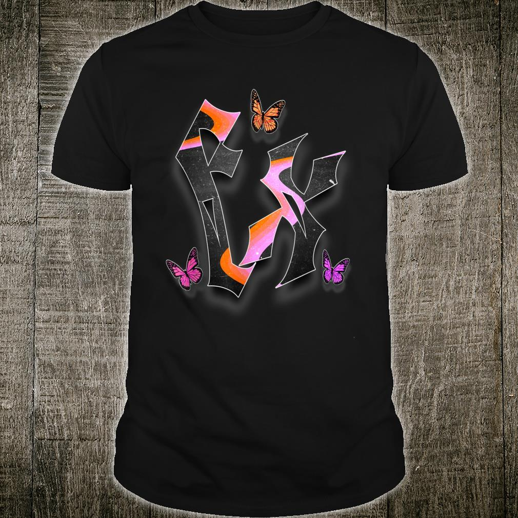 'FLY FX' from the Butterfly FX Collection Shirt