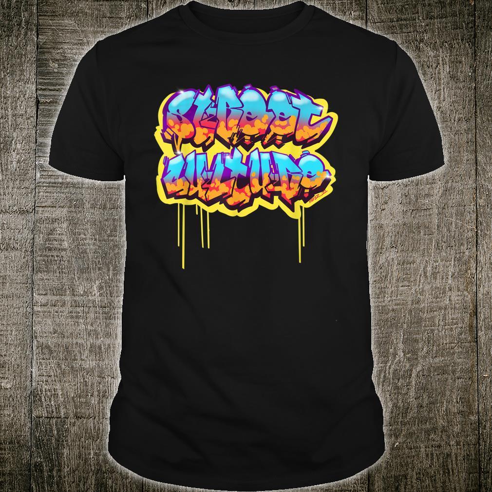 """""""Street Culture GraffitiStyle Urban Shirt"""