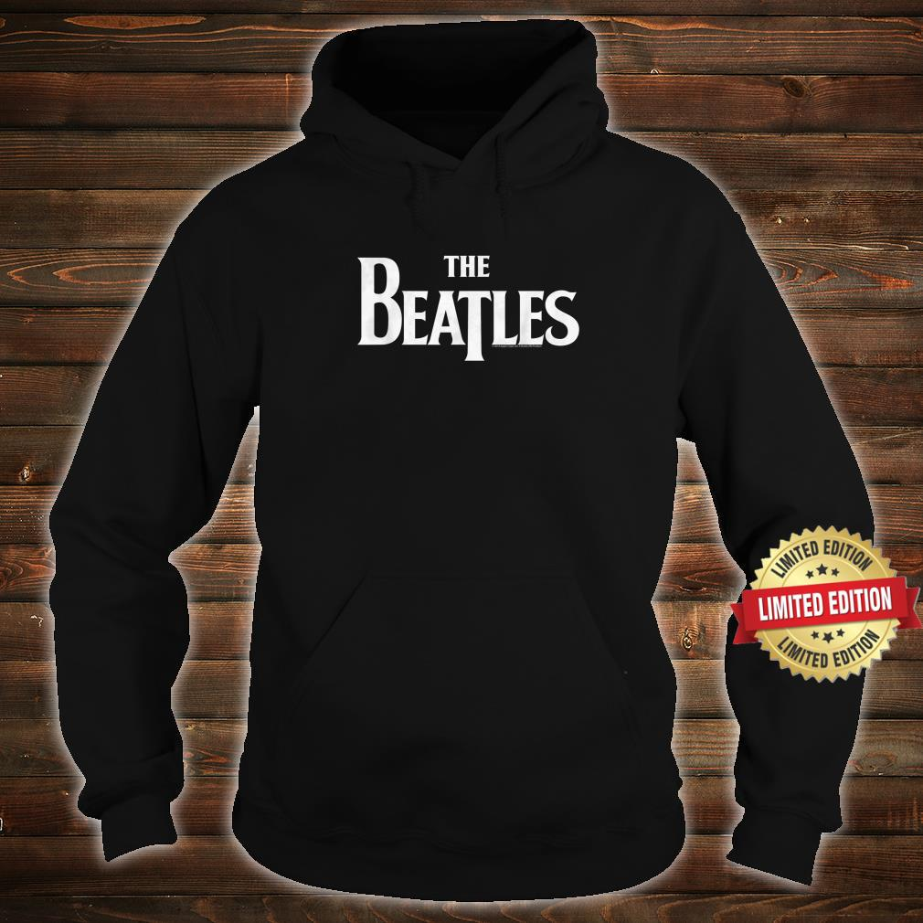 The Beatles Logo Shirt hoodie
