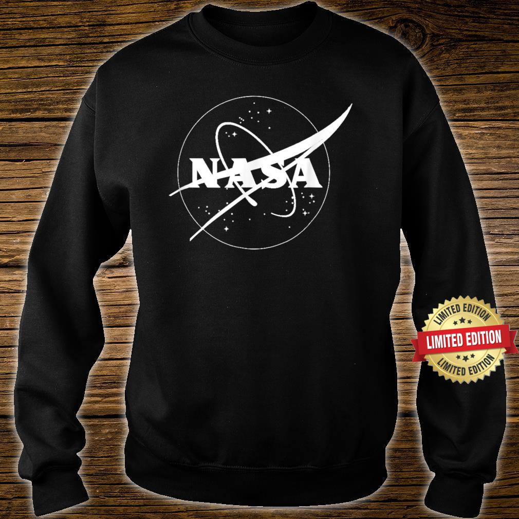 The Official One Color NASA Insignia Shirt sweater
