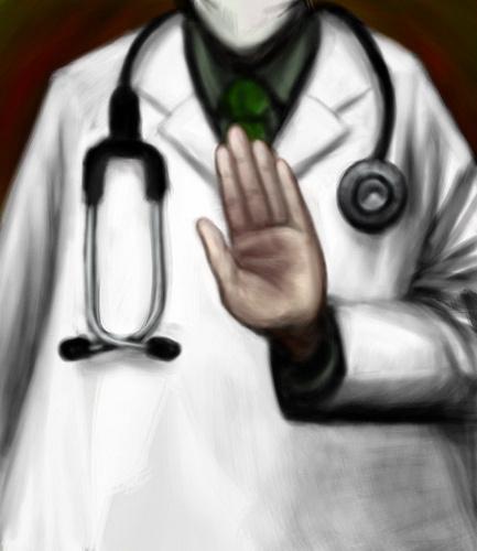성형외과 의사 이 씨는 결과적으로 정운호의 악연으로 돈도 잃고, 결국 피고인으로 재판받는 신세다. (출처: Truthout.org, CC BY)