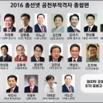 유권자의 후보자 비판을 금지하는 대한민국 민주공화국?