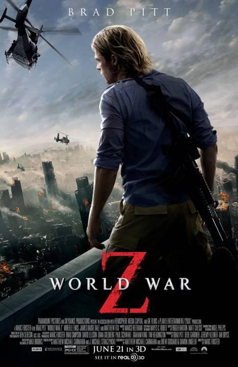 월드워 Z (2013, 마크 포스터) ㅣ © 2013 Paramount Pictures