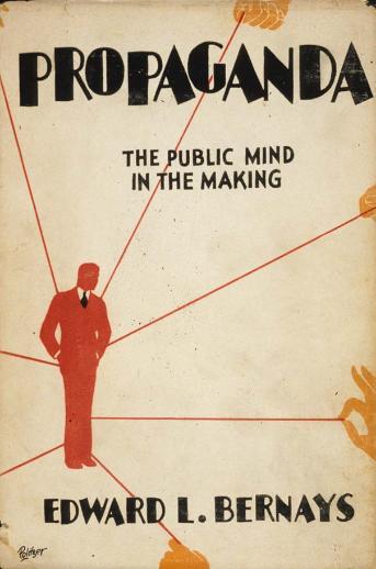 상품 자체가 아니라 상품을 Propaganda (Edward bernays,1928)