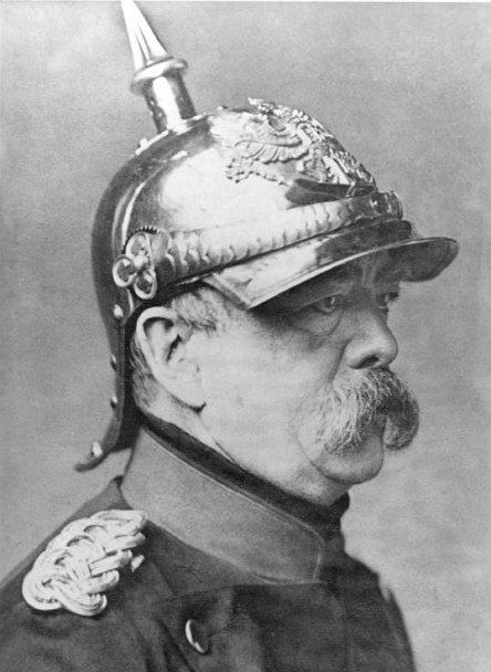 오토 에두아르트 레오폴트 폰 비스마르크(Otto Eduard Leopold von Bismarck, 1815년 4월 1일 ~ 1898년 7월 30일)